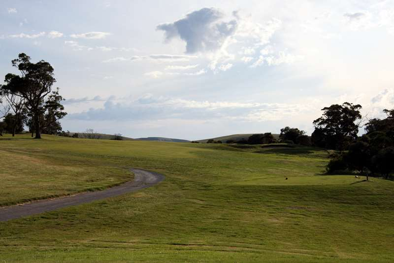 11th Golf Hole | Wirrina Golf Club | Fleurieu Peninsula | South Australia