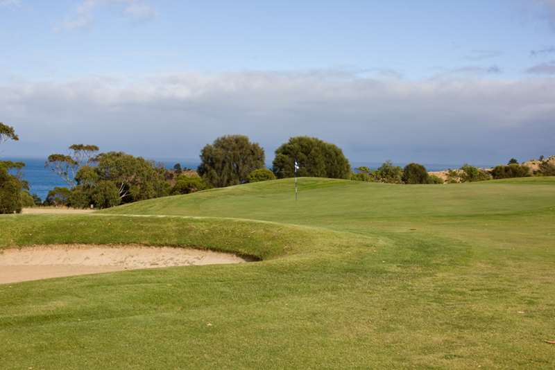 14th Golf Hole | Wirrina Golf Club | Fleurieu Peninsula | South Australia