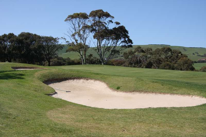 17th Golf Hole | Wirrina Golf Club | Fleurieu Peninsula | South Australia